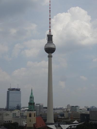 Berlim Fernsehturm