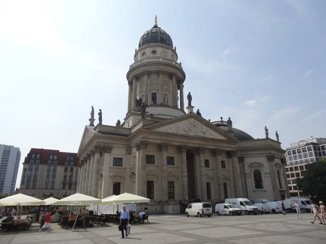 Berlim Gendarmenmarkt