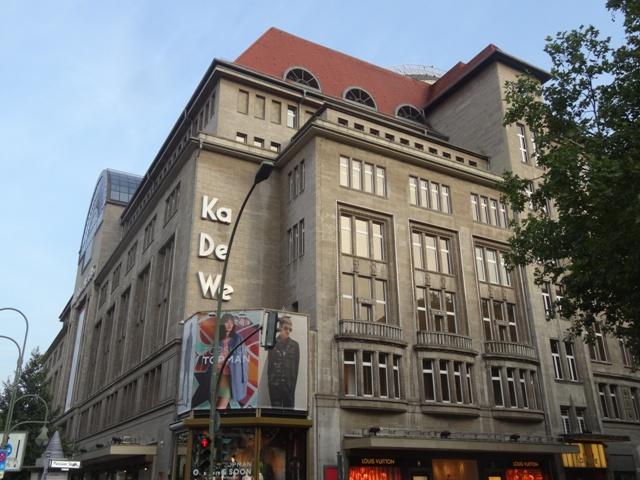 Berlim - KaDeWe