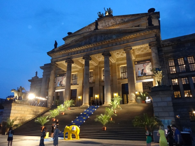 Berlim Konzerthaus