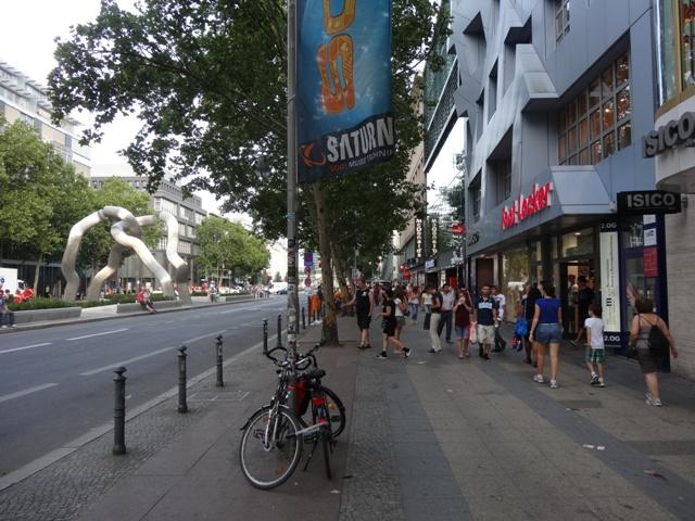 Berlim - Kudamm