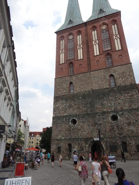 Berlim Nikolaiviertel