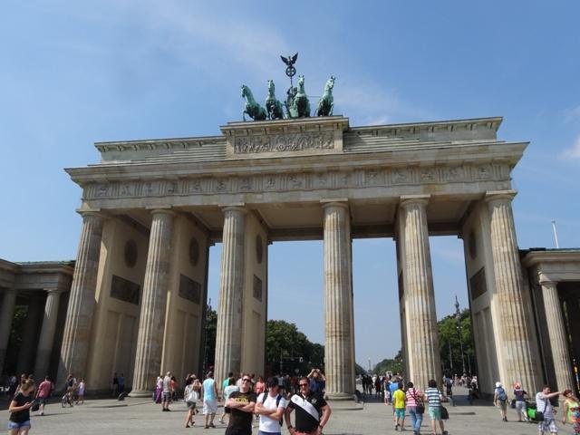 Berlim - Portão de Brandemburgo