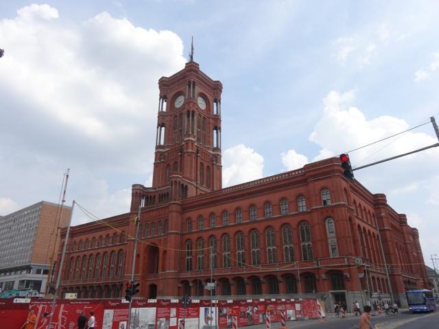 Berlim Rathaus