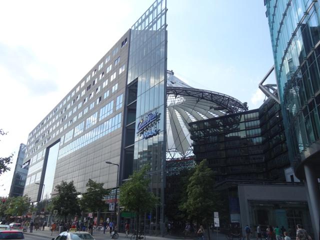Berlim - Sony Center