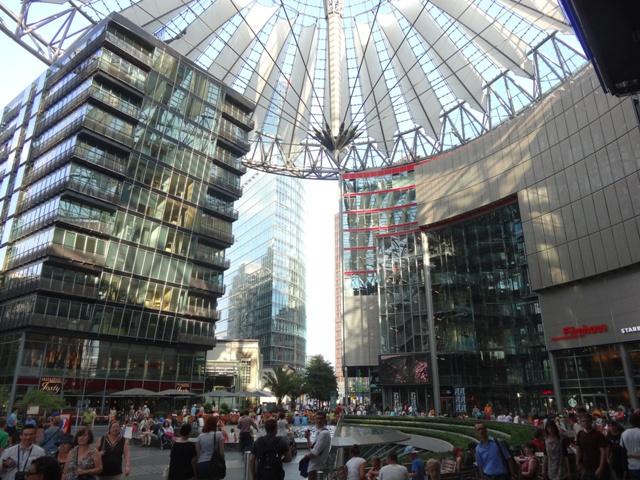 Berlim Sony Center