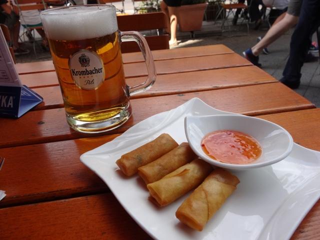 Berlim - Restaurante Wrap & Rolls