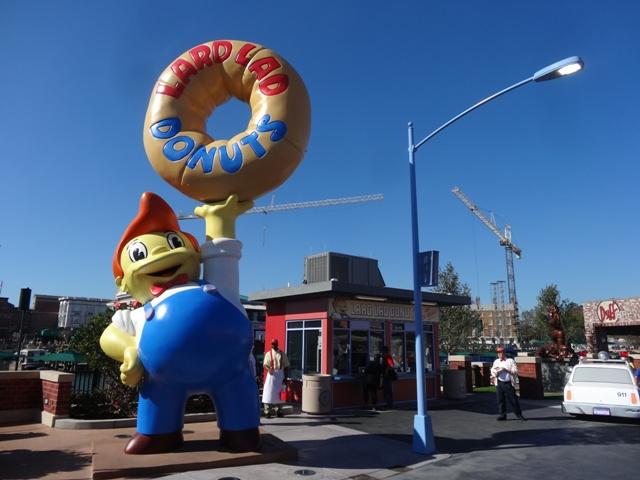 Universal Springfield USA