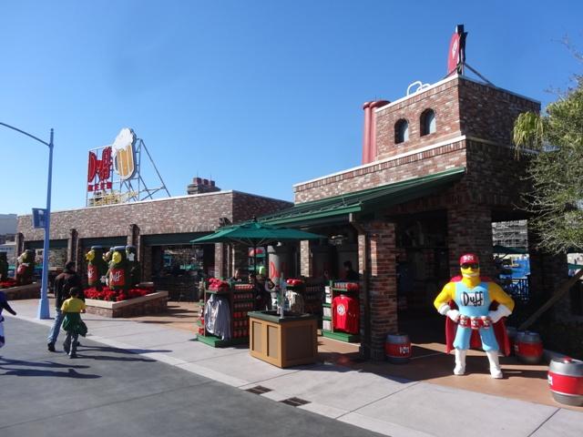 Universal Studios Duff Beer