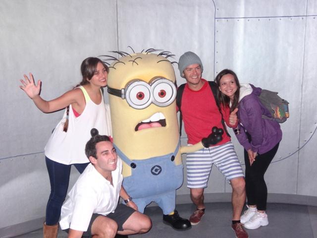 Universal Studios - Meu Malvado Favorito