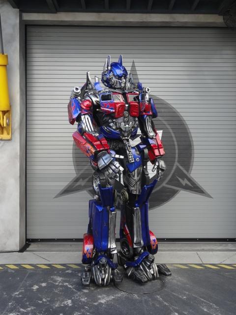 Universal Studios - Optimus Prime
