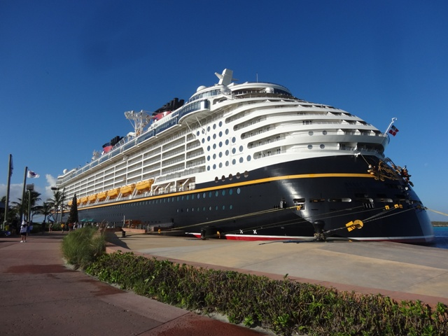 Disney Cruise - Disney Dreams