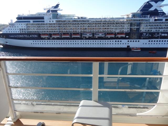 Disney Cruise Cabine Varanda