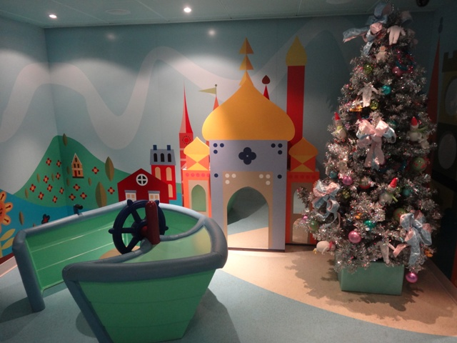 Disney Cruise - Small World