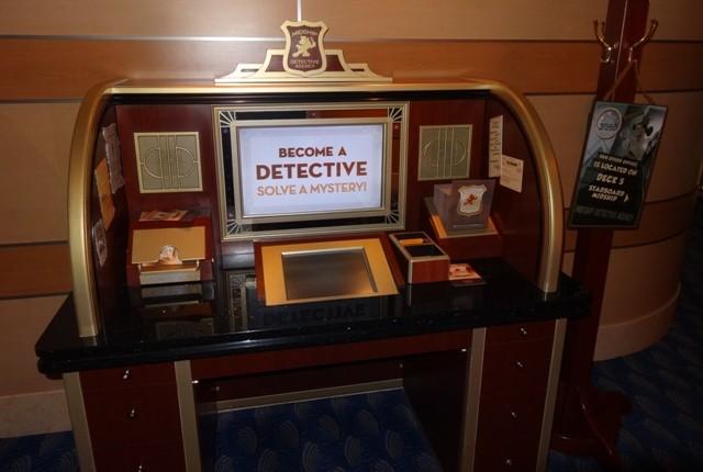 disney dream detetive