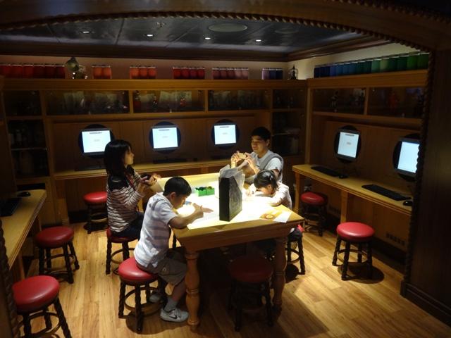 Disney Dream Oceaneer Lab
