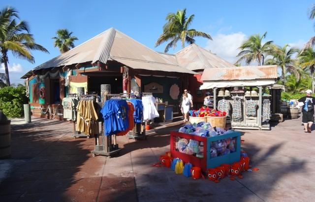 Disney_cruise_castway_cay_lojas
