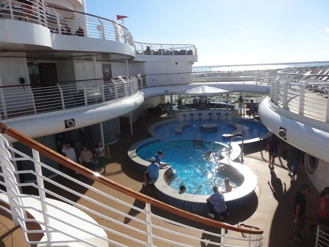 Disney Dream piscina adultos