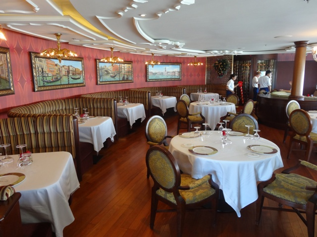 Disney Dream Remy Restaurant