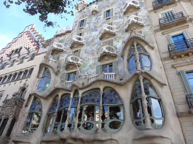 Barcelona - Casa Battlo