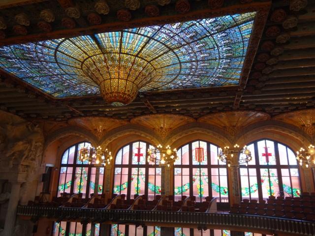 Barcelona - Palau de la Musica