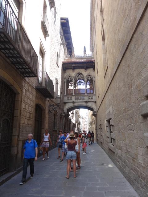 Barcelona Bairro Gótico
