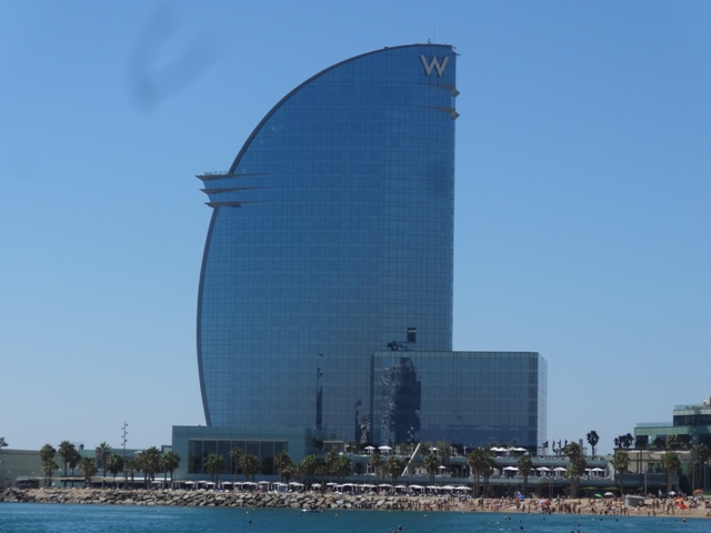 Barcelona Hotel W