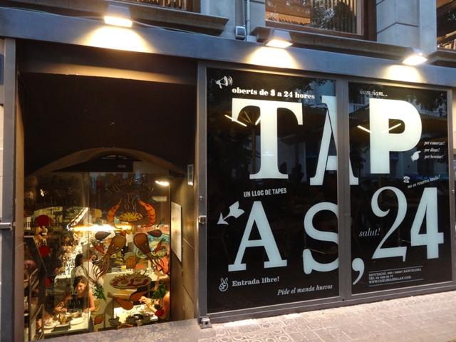 Bar Tapas24