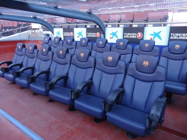 Estádio do Barcelona