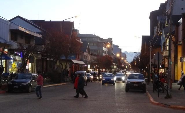 Bariloche Calle Mitre