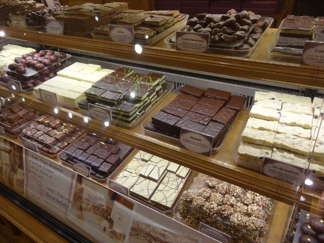 Bariloche chocolate