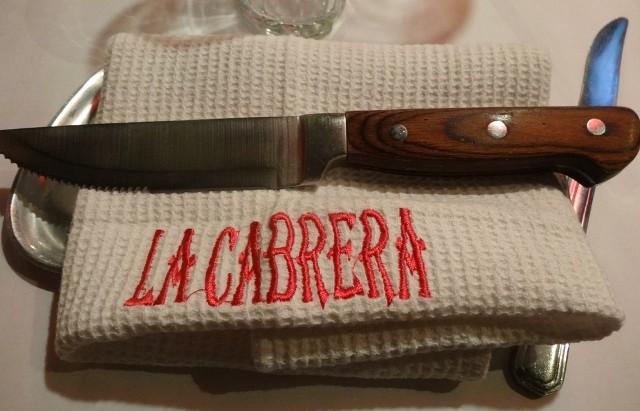 Buenos Aires La Cabrera Parrilla
