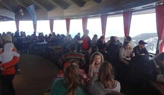 Bariloche Cerro Otto Restaurante