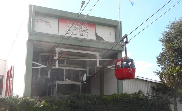 Bariloche Cerro Otto Teleférico