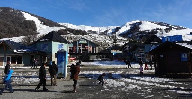 Cerro Catedral Base