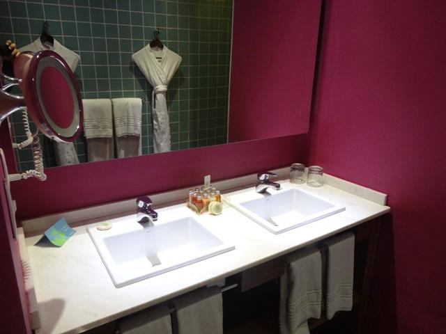 Club Med banheiro