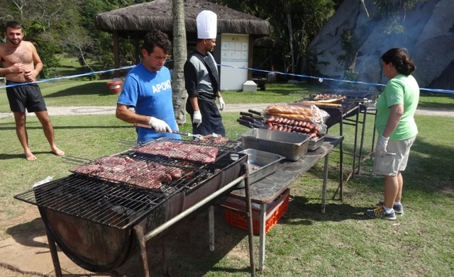 Club Med Churrasco