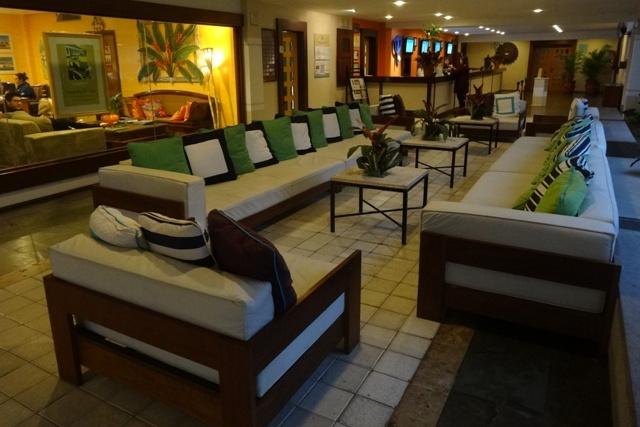 Club Med recepção