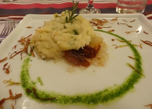 Club Med jantar
