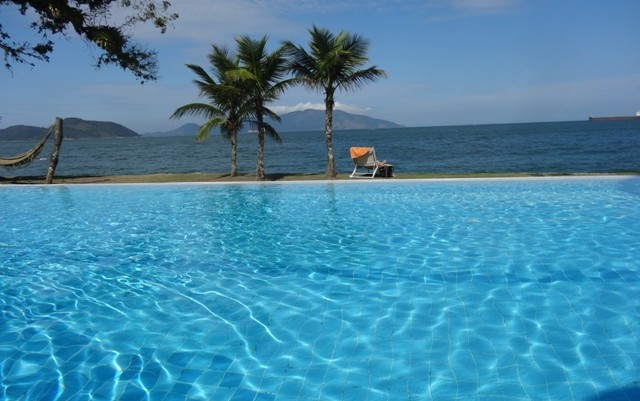 Club med piscina calma
