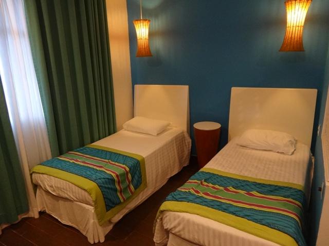 Club Med quarto