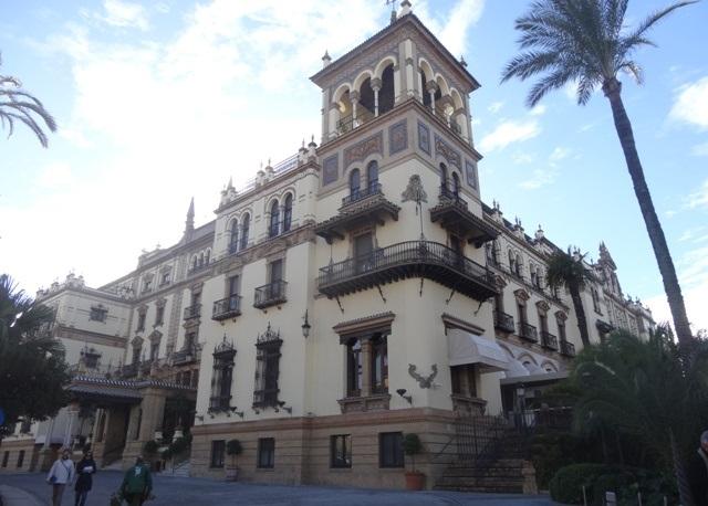 Sevilha-  Hotel Alfonso XIII