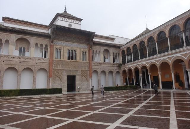 Sevilha Real Alcazar