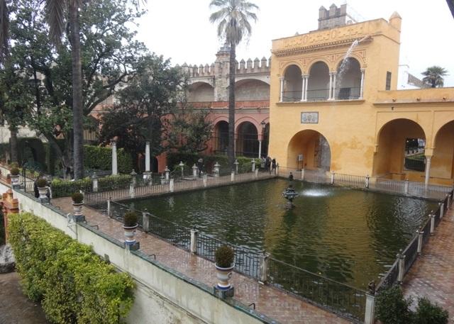 Sevilha_Real_Alcazar_Jardim
