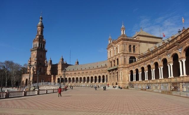 Seville Plaza de Espana