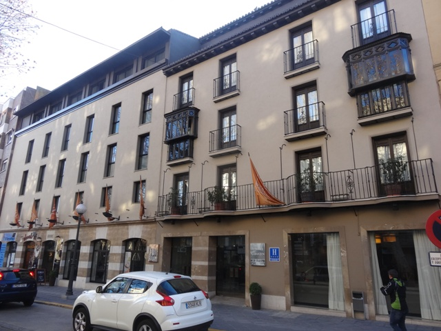 Granada_Hotel_Vincci