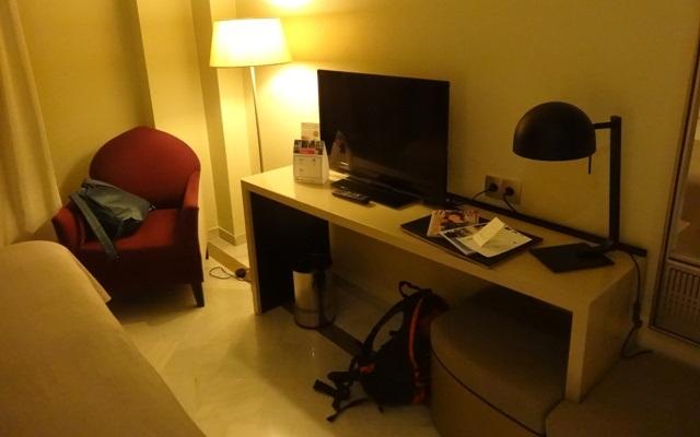 Granada_Hotel_Vincci_Quarto