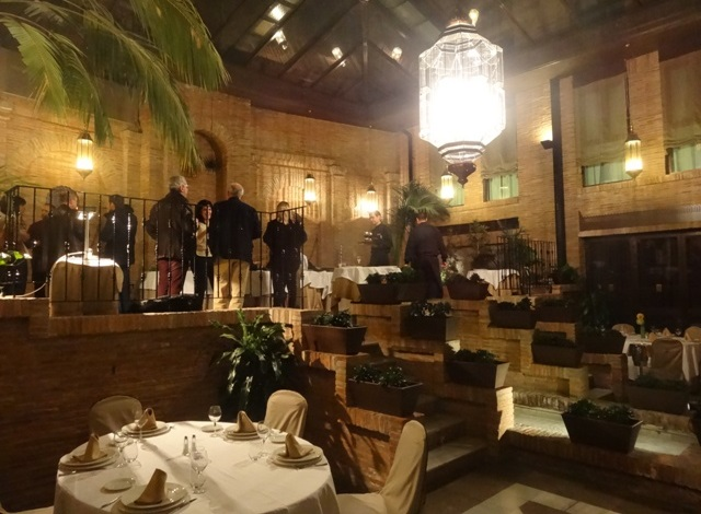 Granada_Hotel_Vincci_Salao