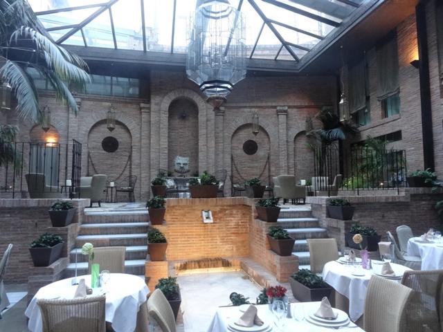 Granada_Hotel_Vincci_Salao_2
