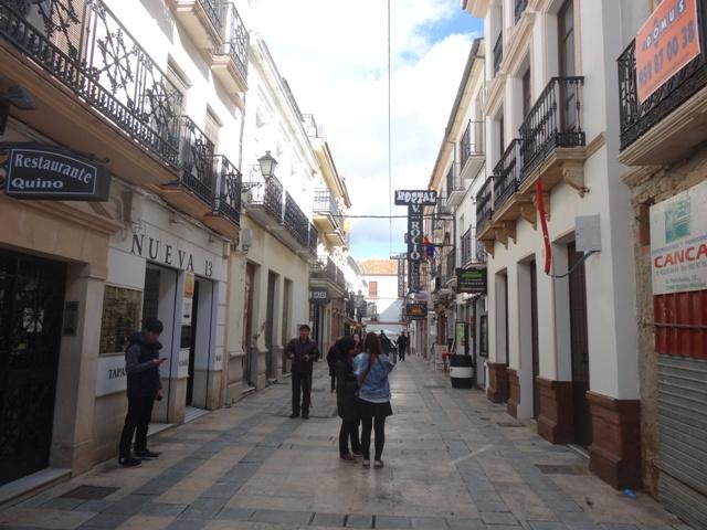 Ronda Calle Nueva